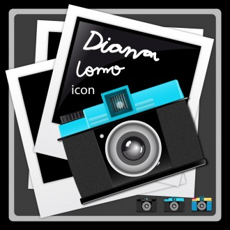 Diana Lomo Icon