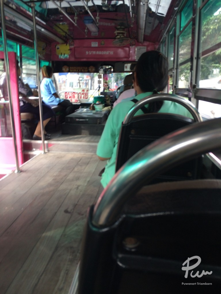 Public Bus to Mo Chit