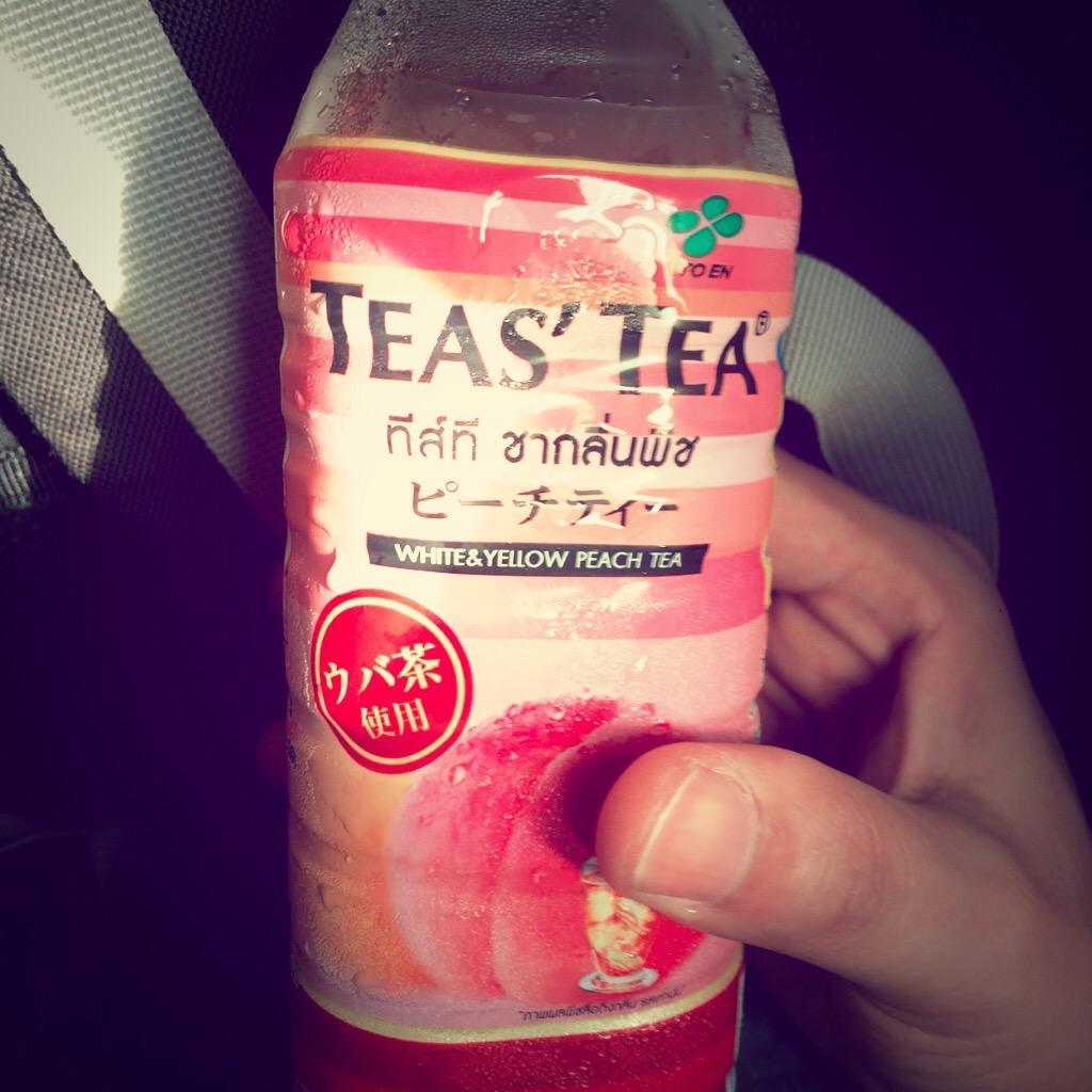 Itoen-Peach Snap